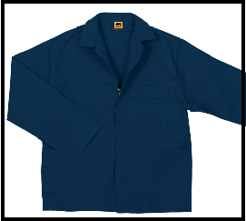 Navy 2/piece conti suit coveralls