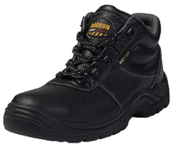 Barron Defender Safety Boots (SABS) with Steel Toe Cap