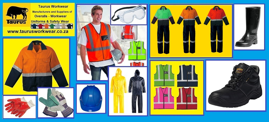 Overalls and Workwear Manufacturers in South Africa