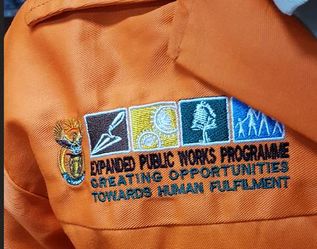 EPWP Logo Embroidery