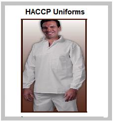 HACCP Uniforms