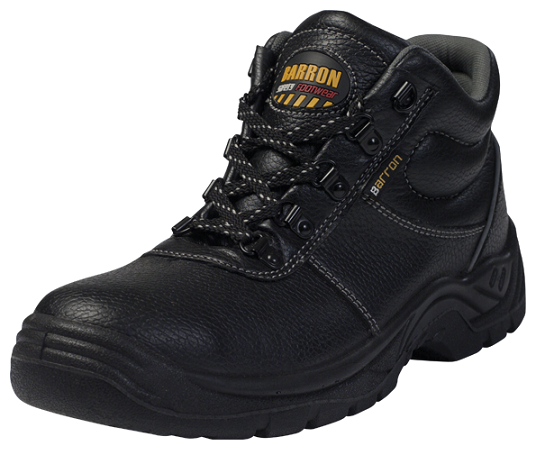 Barron Defender Safety Boots (SABS) steel toe cap