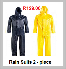 Rainsuits