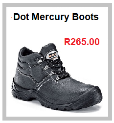 Dot Safety Boots