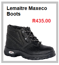 Lemaitre Safety Boots