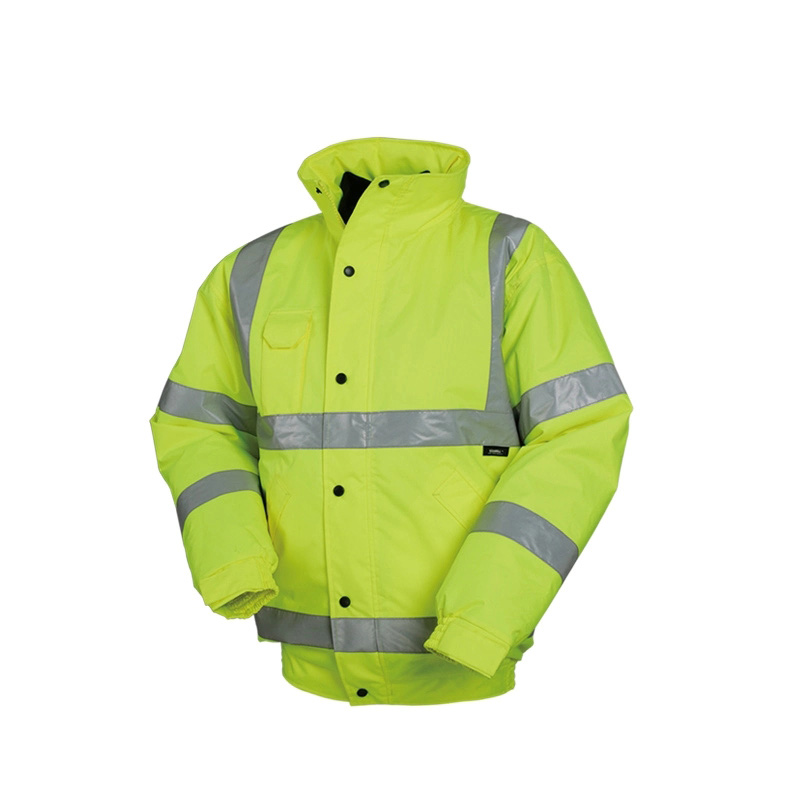 Lime Parka Jacket