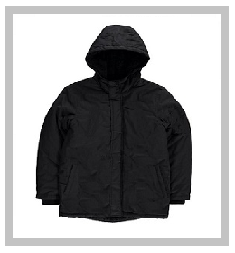 Black Winter jackets