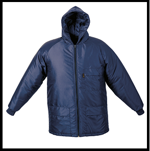 Freezer Padded Jacket