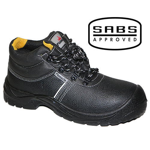 Pinnacle Roko Safety Boots (Steel Toe Cap and Midsole) SABS