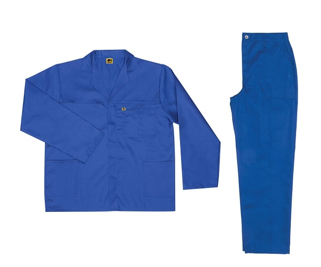 Royal-Blue-2piece-conti-suit-overalls-100-cotton-220gm2