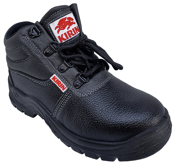 Kirin Safety Boots with Steel Toe Caps