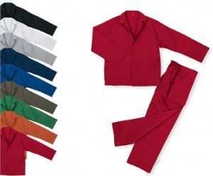 Conti Suit Overalls in Assorted Colours