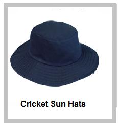 Cricket Sun Hats