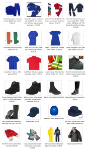 Taurus Workwear Products