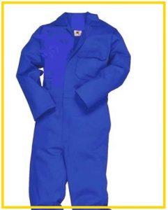 1 Piece Boiler Suit Overalls