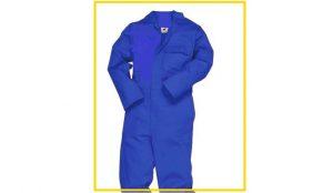 1 Piece Boiler Suit Overalls banner