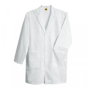 DUSTCOATS – LABCOATS- BUTTON FRONT – LONG SLEEVES