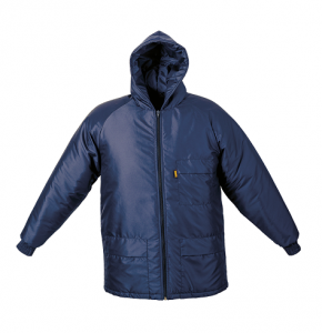 Navy Freezer Jackets