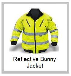 Bunny Jacket - Reflective