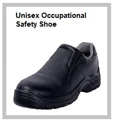 Unisex Occupational Safety Shoe