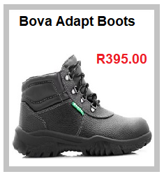Bova Adapt Safety Boots