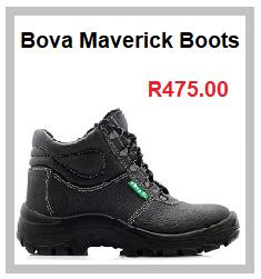 Bova Maverick Safety Boots