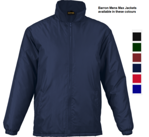Barron Mens Max Jackets