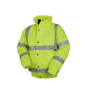 Lime Parka Jacket