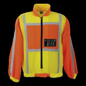 Long Sleeve Reflective Jacket
