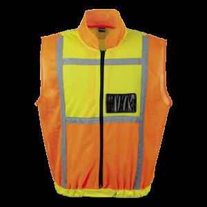 Sleeveless Reflective jacket