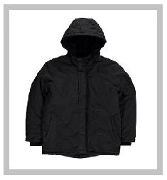 Black Winter jackets