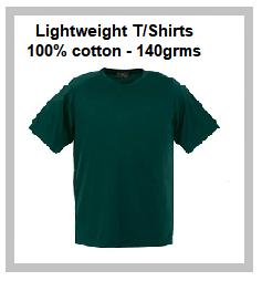 Bottle Green T Shirts