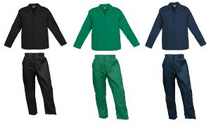Conti Suit Overalls (80-20 poly cotton)