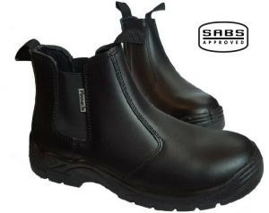 Pinnacle Austra Chelsea Boots (Black and Brown)