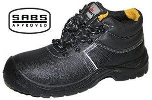 Pinnacle Roko Chukka Boots (with Steel Toe Caps and Steel Midsole - SABS)