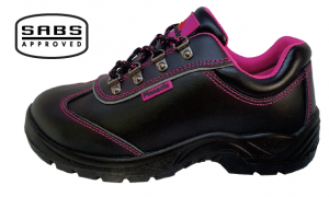 Pinnacle Roxie Ladies Safety Shoes (Sizes from 3 to 8)